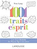 1001 TRAITS D'ESPRIT